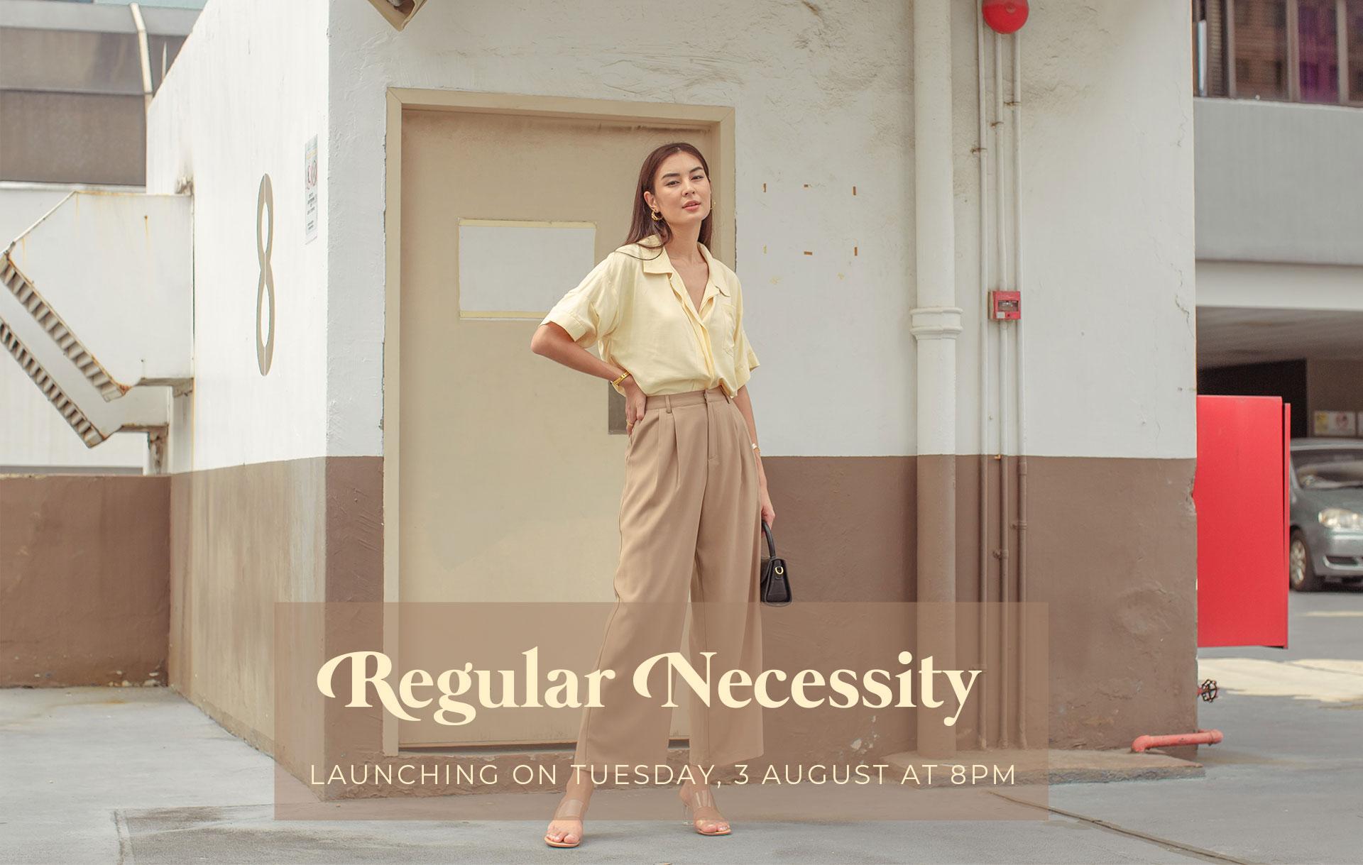 Regular Necessity