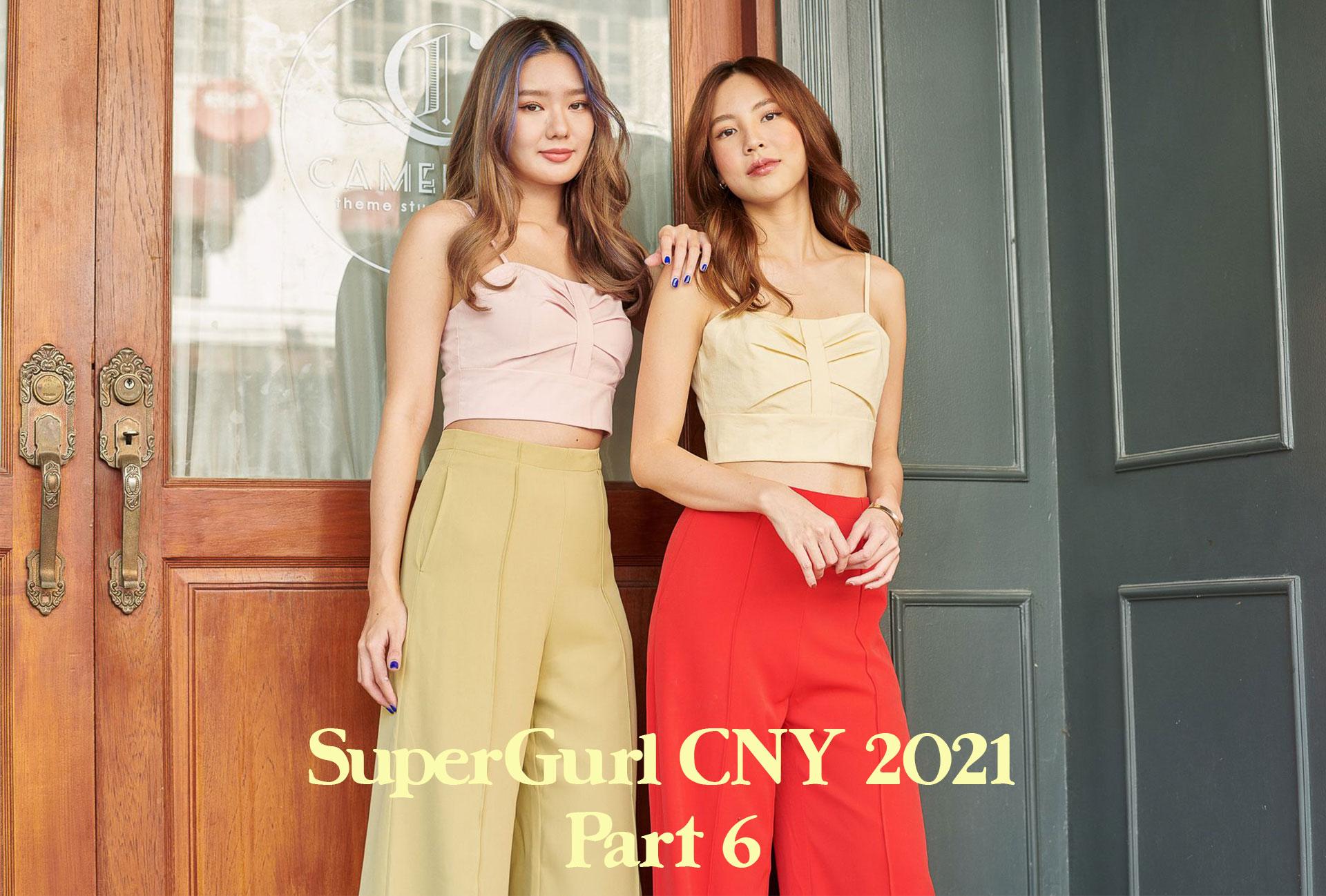 2021 CNY Collection VI