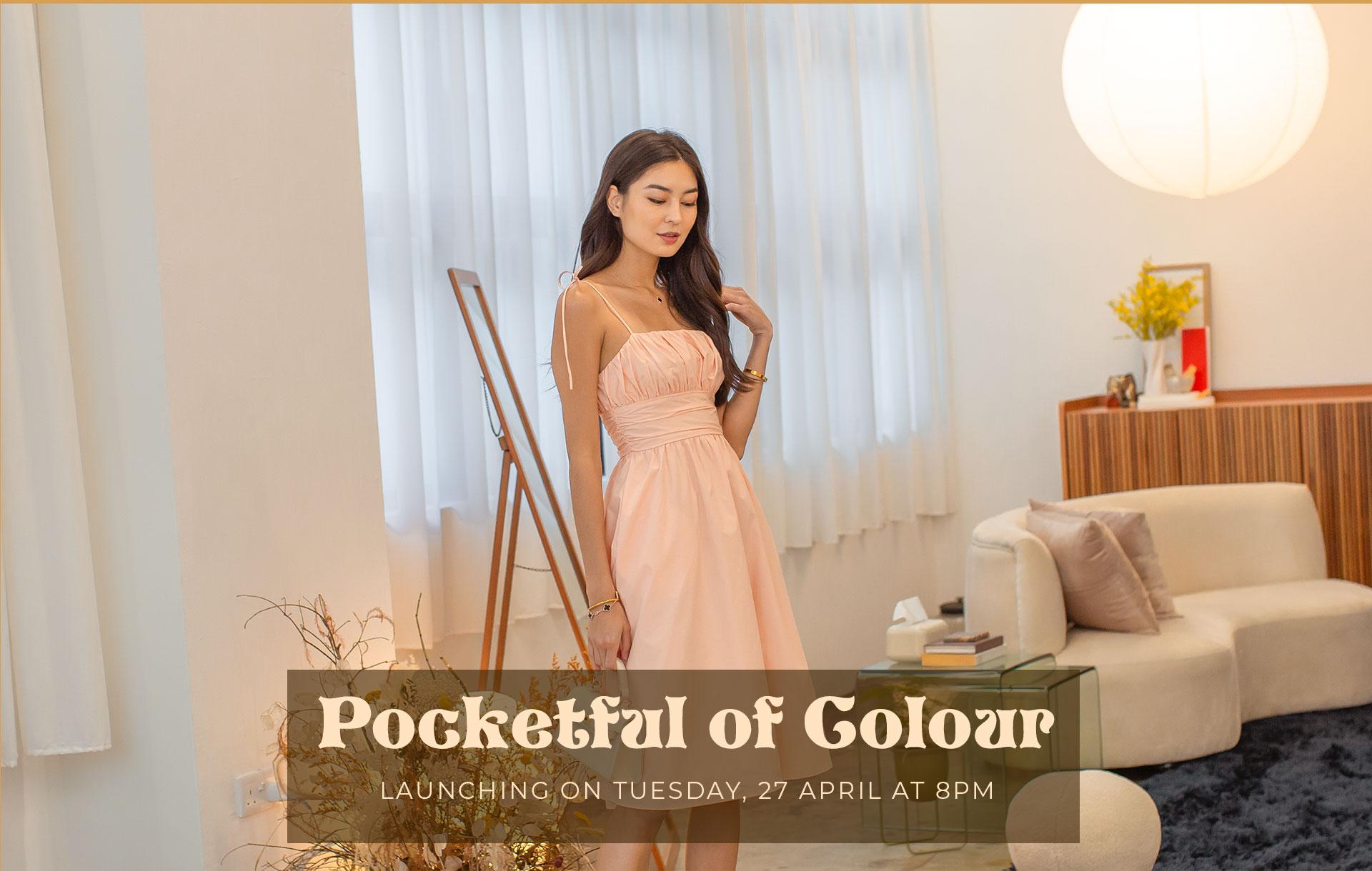 Pocketful of Colour