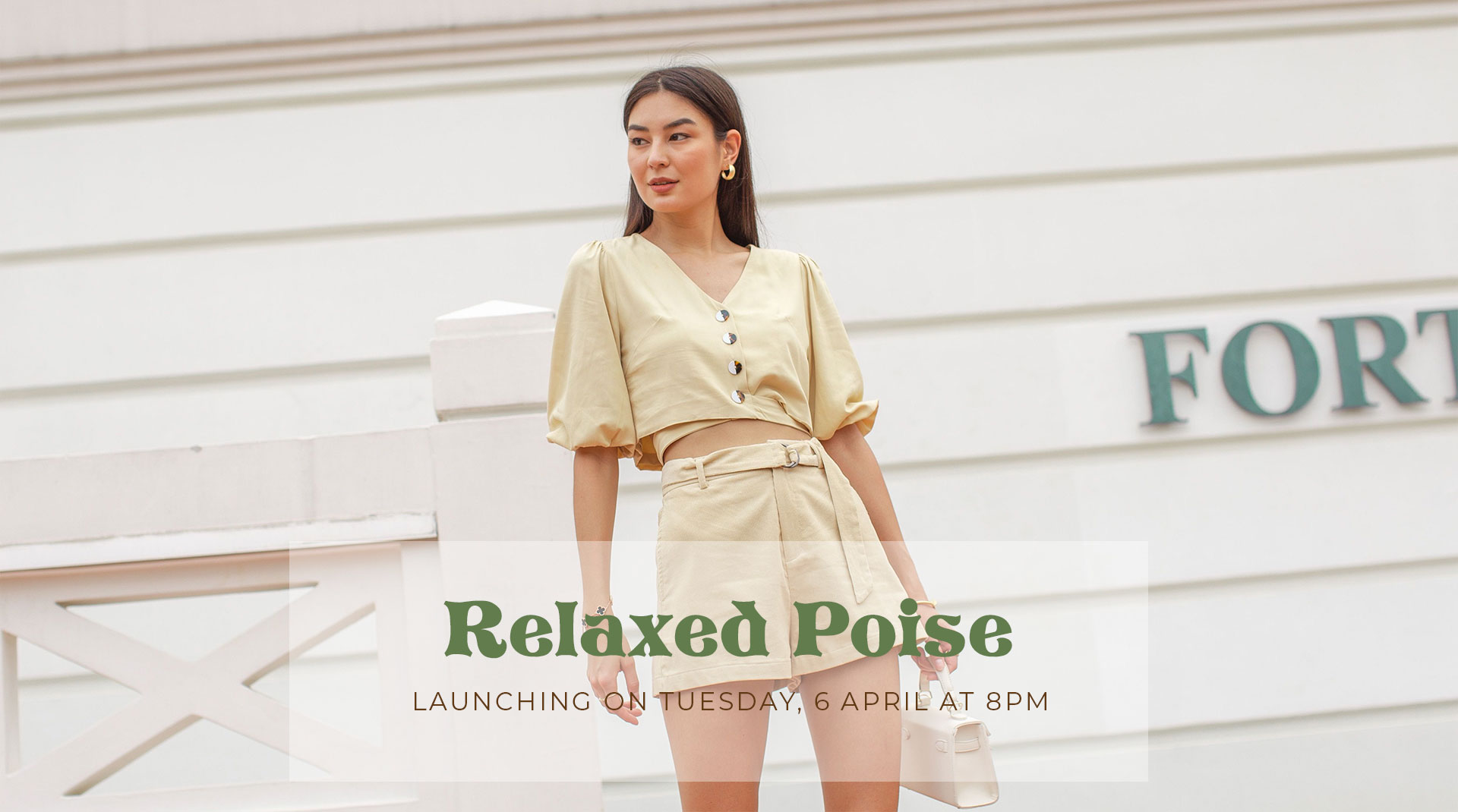 Relaxed Poise