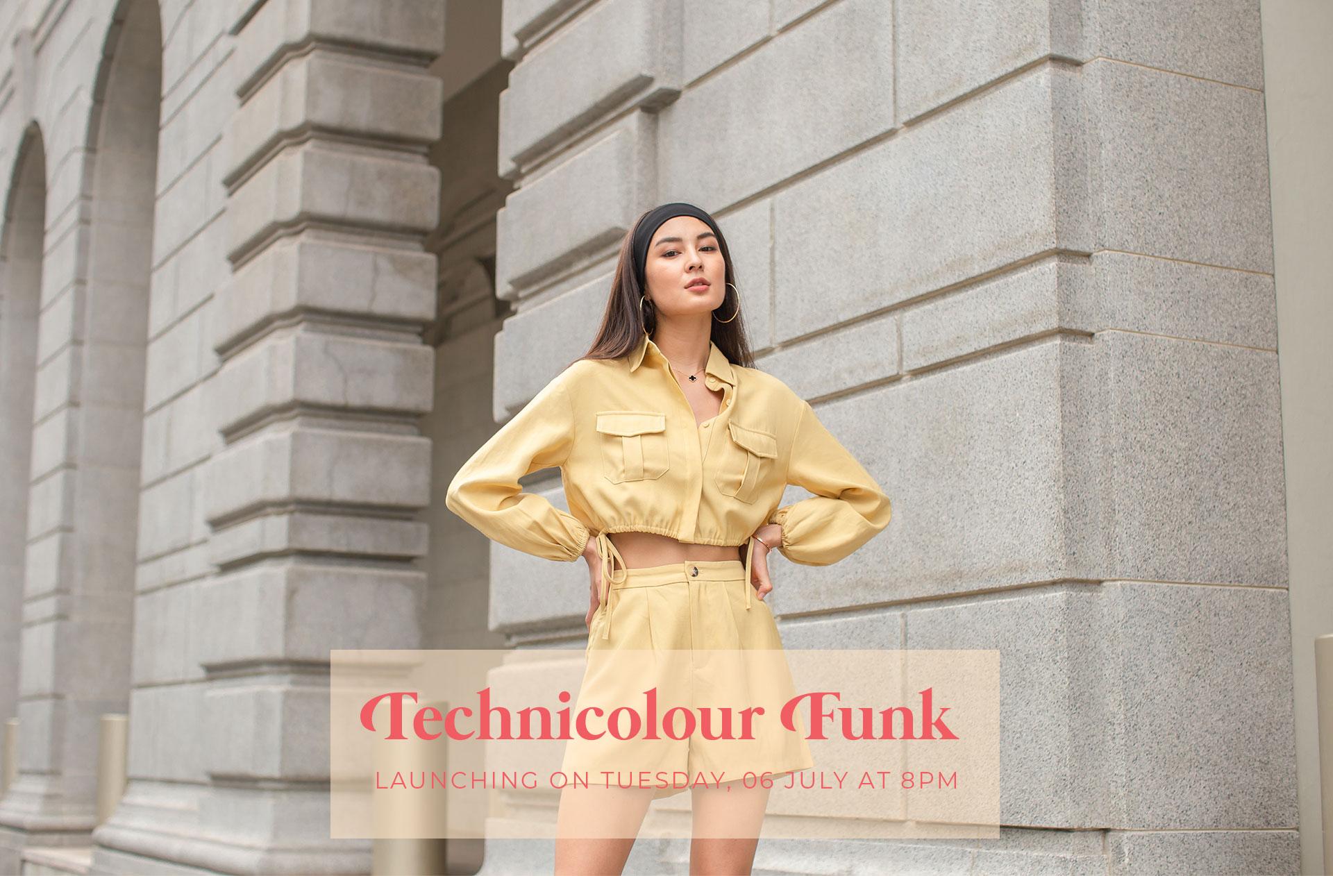 Technicolour Funk